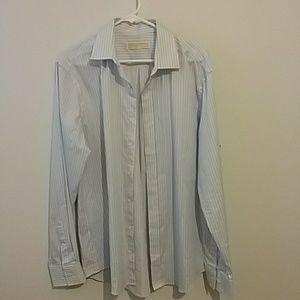 MICHAEL KORS dress shirt size 16...34/35